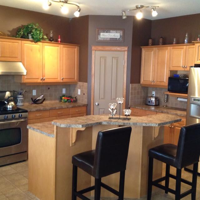 25 Images Maple Cabinets Kitchen Colors