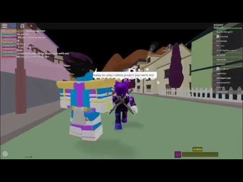 Roblox Project Jojo Dios Diary Free Robux Hack Using Inspect