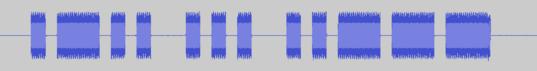 LightSail 2 Morse code beacon (.-.. / ... / ..---)