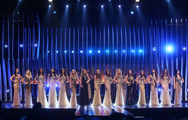Quinze finalista do concurso Misso Brasil 2015 (Foto: Iwi Onodera/EGO)