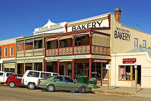 Beechworth, Victoria, australia, bakery, Camp Street IMG_9997_Beechworth