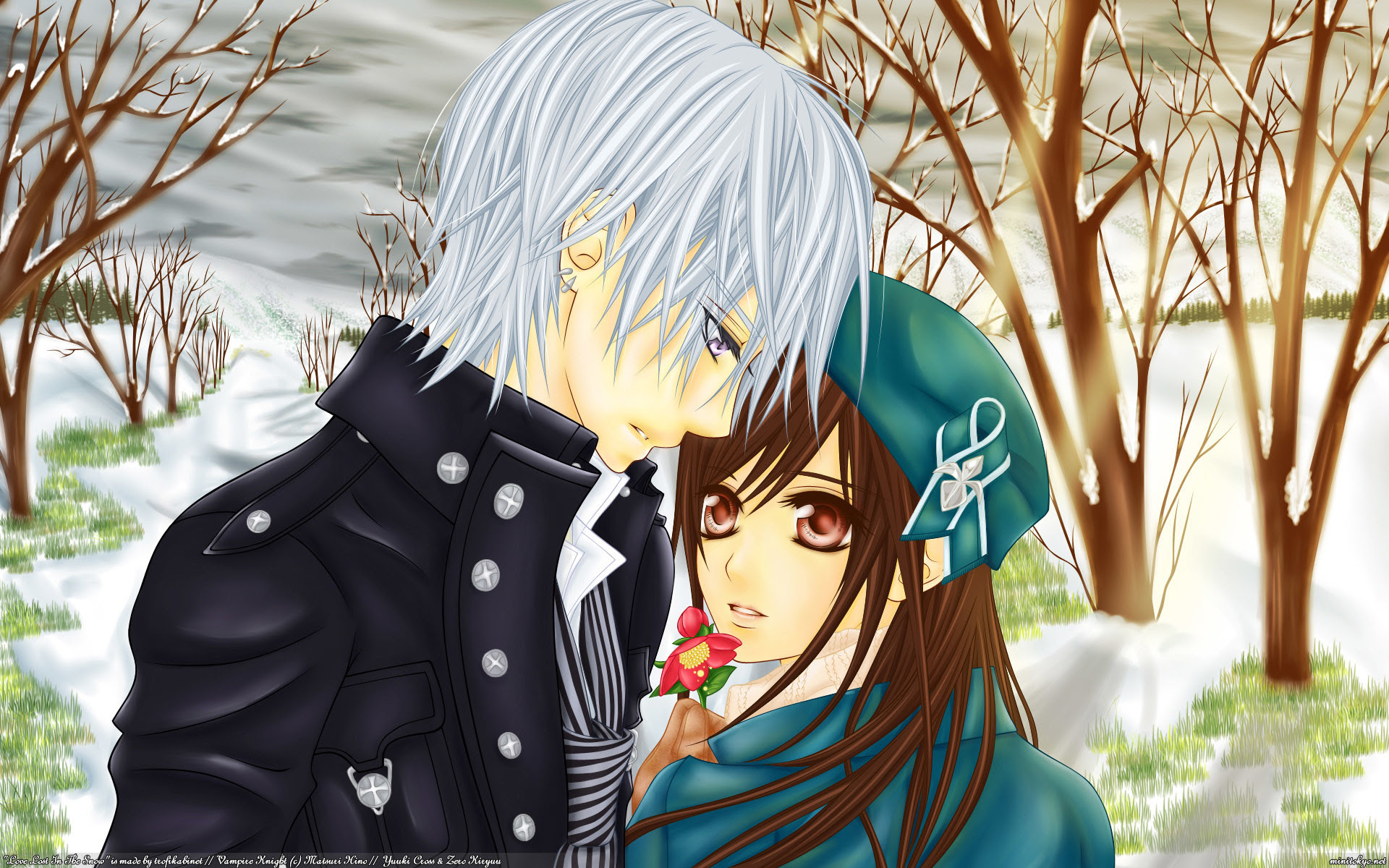 Couples Anime Wallpapers (74+ background pictures)