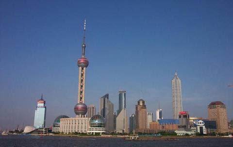 china shangai 0942 Las 10 ciudades con más rascacielos del mundo