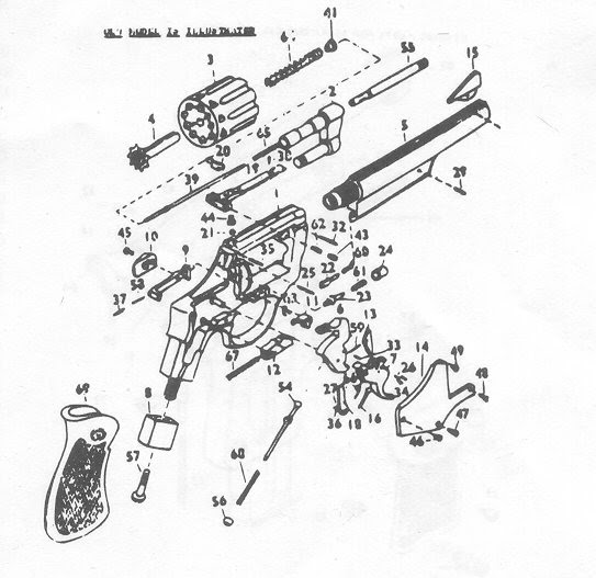 The Bullet Cartridge Wiring Diagram