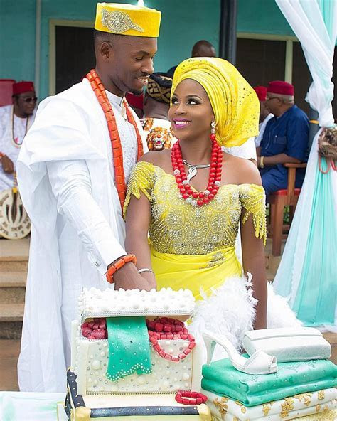 Pin by EbiStyleCouture on Nigerian Traditonal Wedding