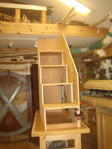 How To Build Bunk Bed Stairs Photos Freezer And Stair Iyashix Com