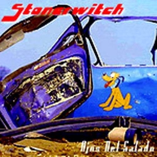 Stonerwitch - Ojos Del Salado Album Cover