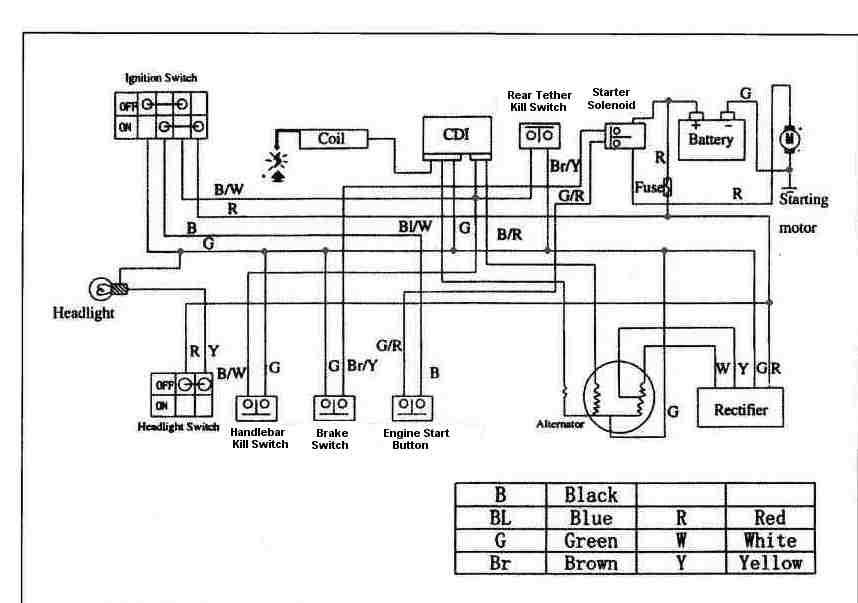 Diagram Zongshen 110 Atv Wiring Diagram Full Version Hd Quality Wiring Diagram Kkwiring Angelux It