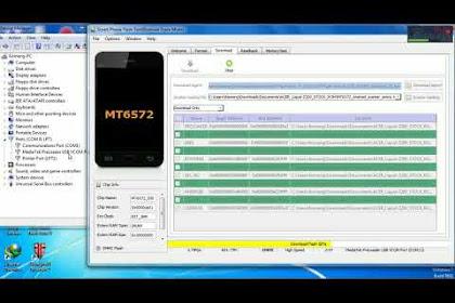 Flashing Firmware Acer Z200