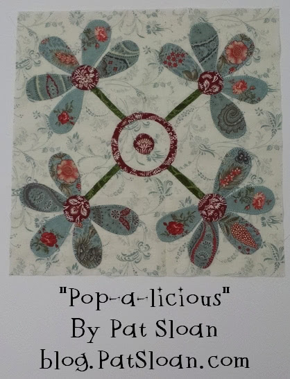 Pat Sloan Pop-a-licious