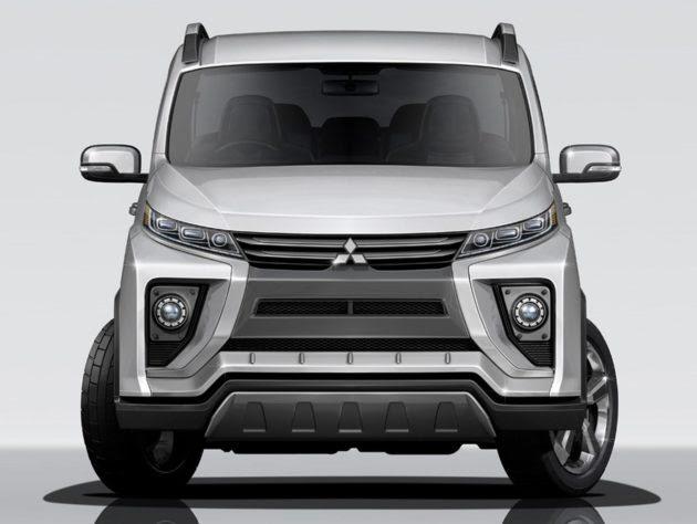 Harga Mitsubishi Delica Pekanbaru