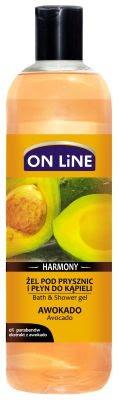 On Line żel Harmony Avocado - NOWOŚĆ
