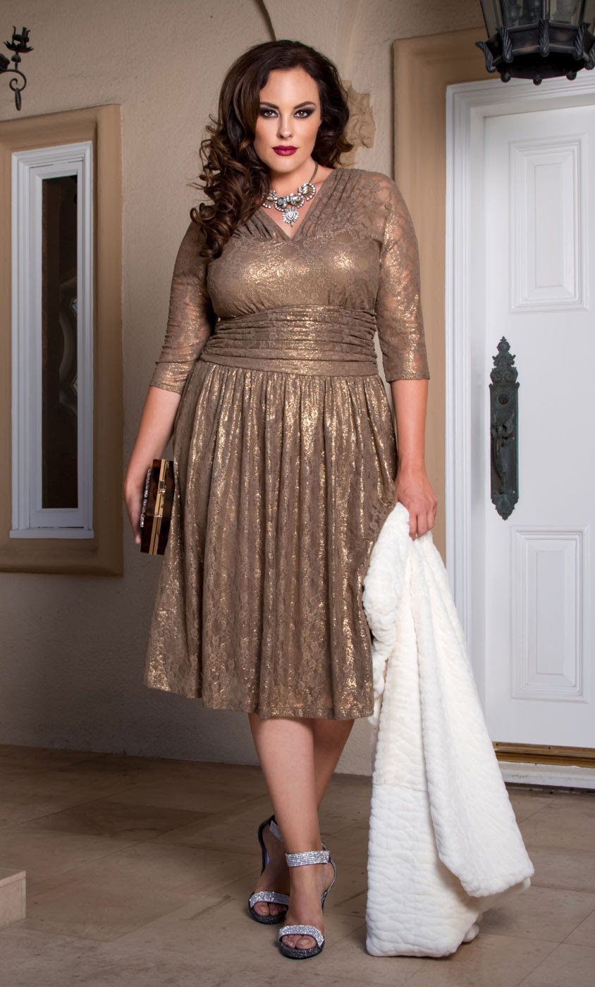 Women plus size evening dresses