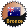 The Australia cacher