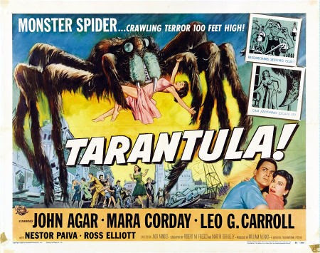 Tarantula (Half-Sheet) 1955