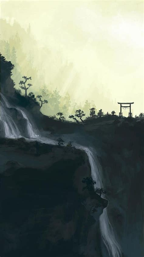 japanese art iphone wallpapers top  japanese art