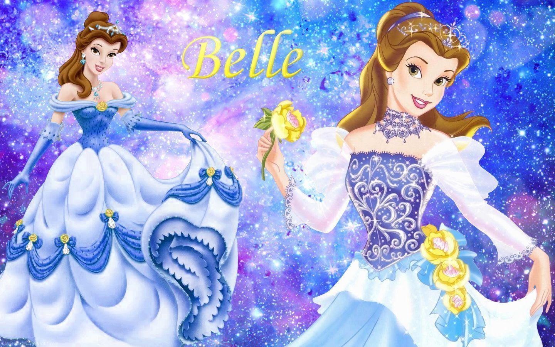 Princess Belle Wallpapers - Wallpaper Cave