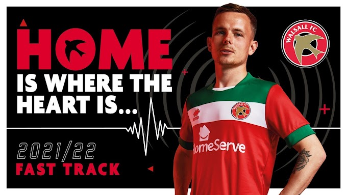 Home is Where the Heart is: Walsall's 2021/22 Season Ticket Details Confirmed