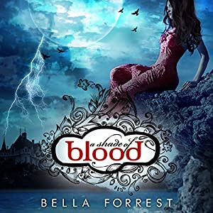 A Shade of Blood Audiobook
