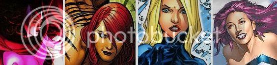 Mães Marvel