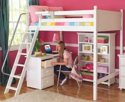 Loft Beds with Desk