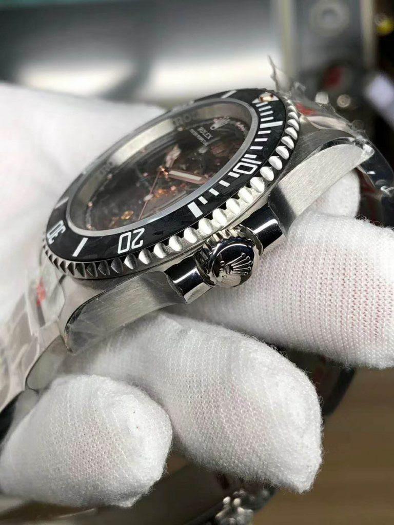 Rolex Submariner Pirlo Crown