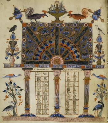armenian manuscript page