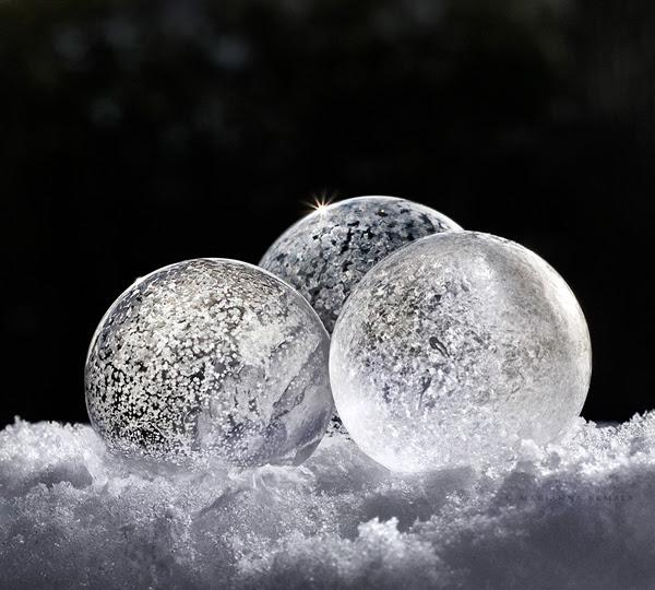 Frozen in Time, la photographie numérique par Marianna Armata