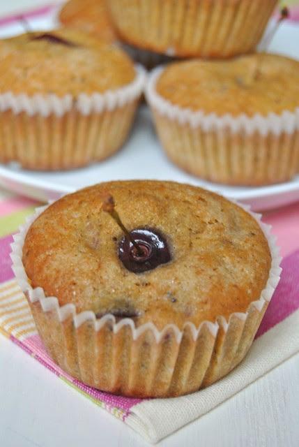 Muffini s trešnjama