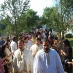 Vizita pastorala in parohia Sanmihaiu Roman (3)
