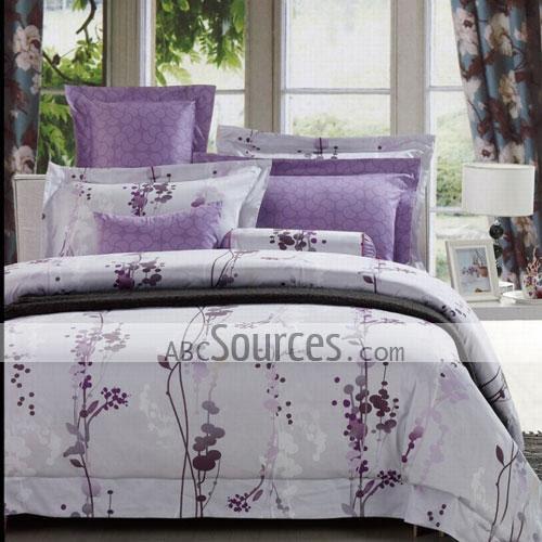 Lavendel Bedding Collections Moderne Diy Art Design-1207
