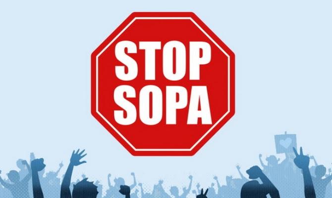 PIPA και SOPA μπαίνουν στο συρτάρι