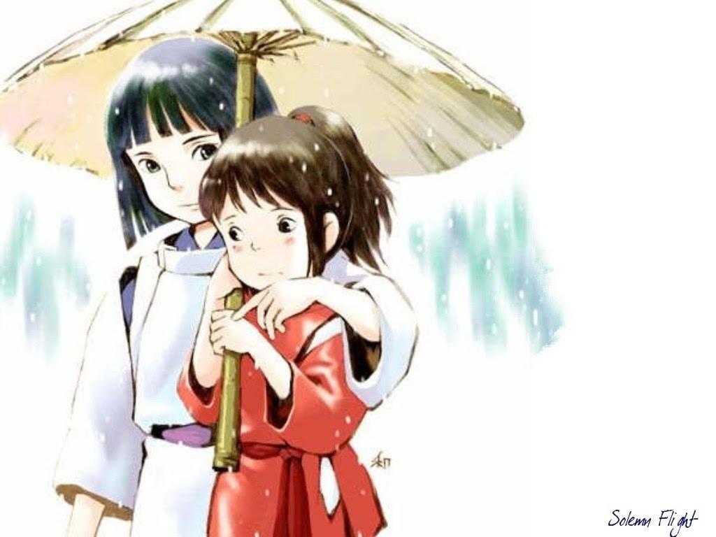 Spirited Away A Viagem De Chihiro Wallpaper 9503062 Fanpop