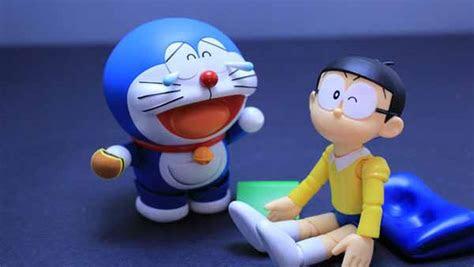 gambar doraemon lucu bersama nobitashizukajayen