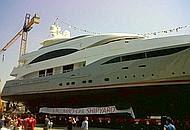 Il megayacht «Prima»