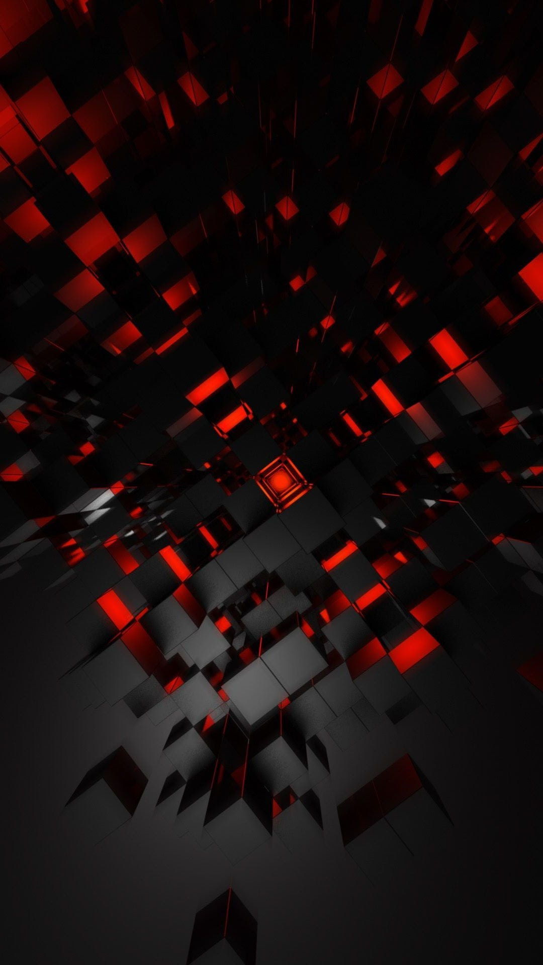 Dark Red and Black Abstract Backgrounds HD