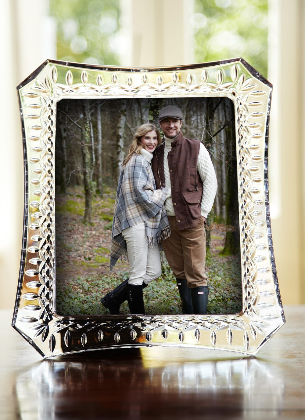 Waterford Crystal Picture Frames Lismore Collection Blarney