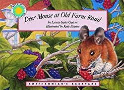 Deer Mouse at Old Farm Road Smithsonian Backyard books