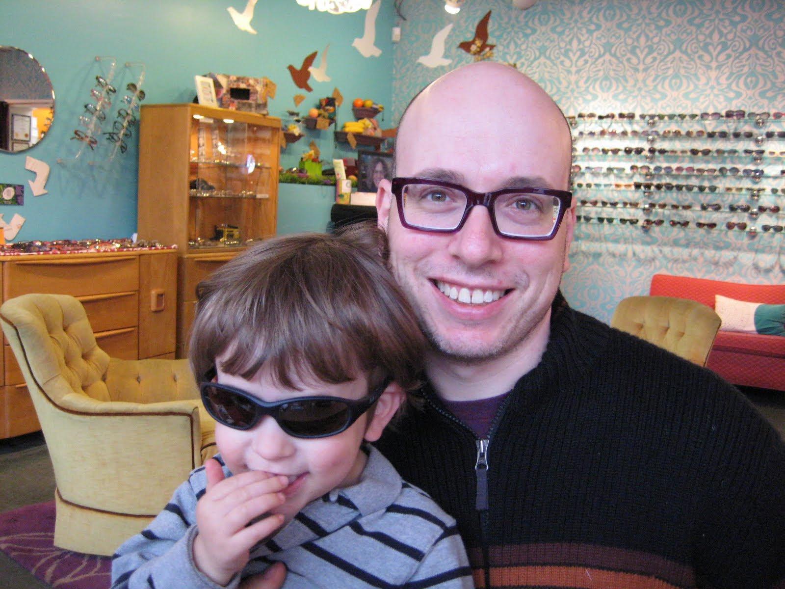 Like Father Like Son Eye Spy Optical