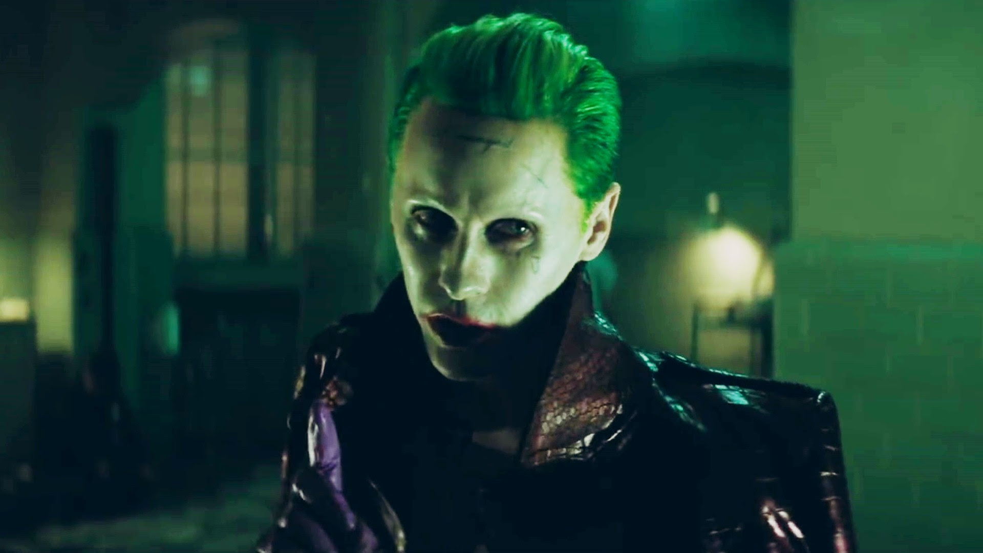 Jared Leto As Joker In Suicide Squad 03390 Baltana