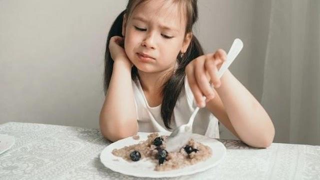 4 Tanda Gangguan Makan pada Anak, Orang Tua Perlu Waspada!