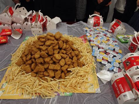 Chicken McNuggets (?????)   414pcs McNuggets   EricKong