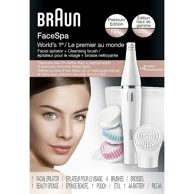 Braun Eyebrow Epilator