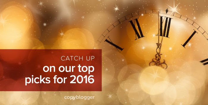 catch up on our top picks for 2016