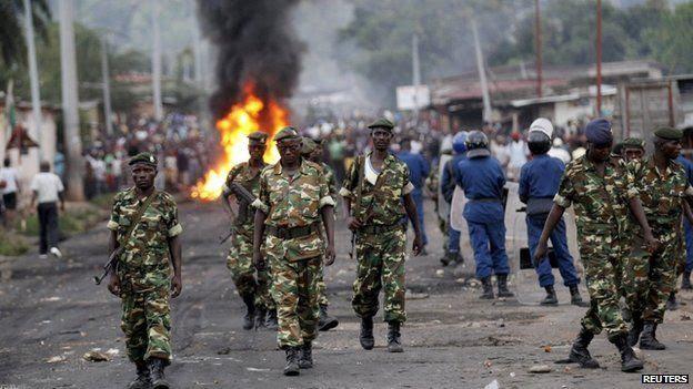 Resultado de imagen de bujumbura