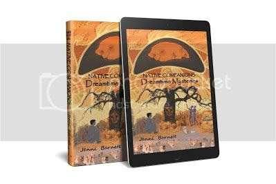 photo Native Companions Dreamtime Mysteries - Book Blitz graphic_zpsm66tzqyu.jpg