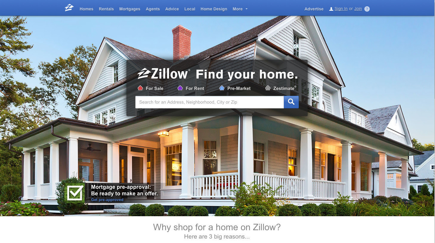 Judge dismisses lawsuit that challenged Zillow s home