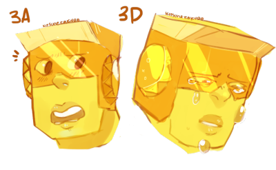 joe-ii said: Topaz 3D or 3A??? I love your art and your vids by the way! :D Answer: why would you wanna make her cry????