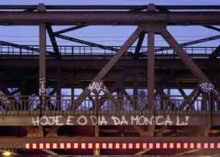 Parabéns, Monica querida!