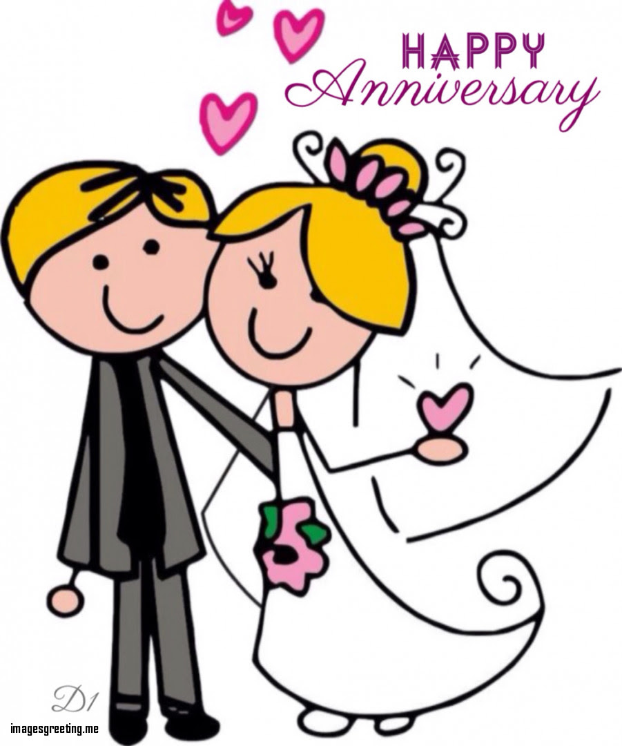 Happy Anniversary Clipart Free Free Download Best Happy